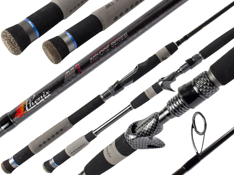 Phenix M1 Inshore Spinning Fishing Rod