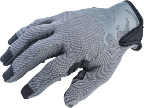 PIG FDT Delta Utility Gloves (Color: Carbon Grey / Small)