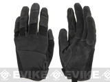 PIG Full Dexterity Tactical (FDT) Bravo Fire Resistant Gloves - Black (Size: Small)