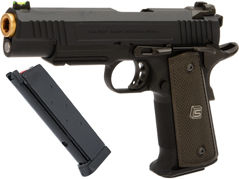 EMG / Salient Arms International™ RED 1911 Training Weapon (Model: Aluminium / Gas / Reload Package)