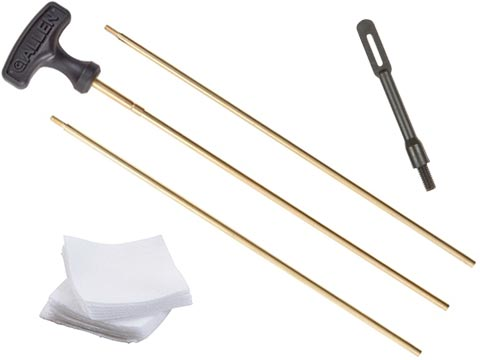 Allen Company Heavy Duty Brass Cleaning Rod for Airsoft Guns and Firearms  (Package: 30 Rod Only)