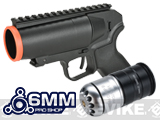 6mmProShop Airsoft Pocket Cannon Grenade Launcher Pistol (Package: Launcher + M830 Shell)