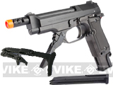 z KWA M93R NS2 Full Metal Airsoft GBB Limited Edition Bundle + Metal Folding Stock + 2 Mags