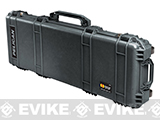Pelican™ 1720 WL/WF w/ Foam Long Rifle Case w/ Wheels (Color: Black)