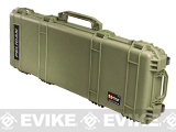 Pelican™ 1720 WL/WF w/ Foam Long Rifle Case w/ Wheels (Color: OD Green)