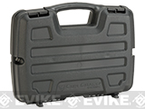 Plano SE Series� Single Pistol and Accessory Clam Shell Padded Case - Black