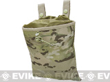 Black Owl Gear / Phantom High Speed Belt / MOLLE Magazine Dump Pouch (Foldable) - Multicam