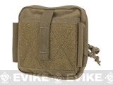 MSM Tac-Organizer Pouch (Color: Marine Coyote)