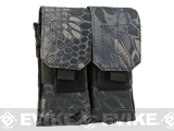 Matrix MOLLE Double M4/M16 Magazine Pouch (Color: Urban Serpent)