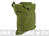 Black Owl Gear / Phantom Gear Dump Pouch w/ Lid (Color: OD Green)