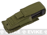 Condor MOLLE Ready Single Pistol Magazine Pouch - OD Green