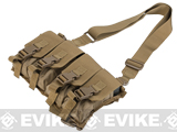 Gryffon Tactical USMC Low Profile Operator Quad Magazine Rig - Tan