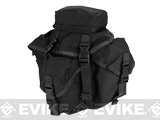 Condor Modular Tactical Recon Butt Pouch / Pack - Black