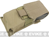 Modular MOLLE Ready Tactical M4 M16 Magazine Pouch - Tan