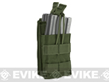 Condor Single M4 / M16 Open-Top Stacker Mag Pouch (Color: OD Green)