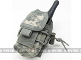 Condor MOLLE Multi-Purpose Handheld FRS Radio MOLLE Pouch (Color: ACU)