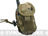 Condor MOLLE Multi-Purpose Handheld FRS Radio MOLLE Pouch (Color: Multicam)