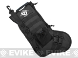 Evike.com High Speed Operator Stocking / Accessory Pouch - Black