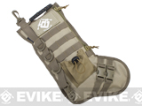 Evike.com High Speed Operator Stocking / Accessory Pouch - Tan