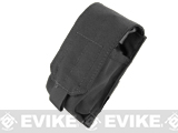 Black Owl Gear / Phantom MOLLE Ready Flashbang / Grenade Pouch (Color: Black)
