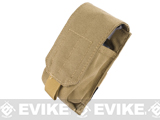 Pre-Order Estimated Arrival: 05/2013 --- Phantom MOLLE Ready Flashbang / Grenade Pouch - (Tan)