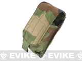 Black Owl Gear / Phantom MOLLE Ready Flashbang / Grenade Pouch (Color: Woodland)