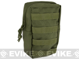 "Phantom 9"" Large MOLLE Ready Utility / EMT Pouch - OD Green"