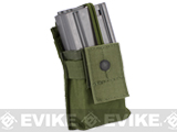 Black Owl Gear / Phantom Gear MOLLE High Speed Magazine Pouch - OD Green