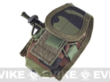 MOLLE Multi-Purpose Handheld FRS Radio MOLLE Pouch (Color: Woodland Camo)