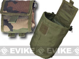 Phantom Gear MOLLE Roll-Up Utility / Dump Pouch (Color: Woodland)