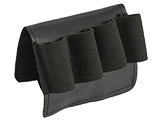 Matrix Shotgun Shell Holder Saddle for Airsoft Shotguns - Black