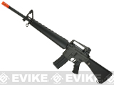 JG M16 /w A1 Style Handguard & Removable Carry Handle Full Size Airsoft AEG Rifle