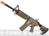 APS Kompetitor Electric Blowback M4 RIS Carbine Airsoft AEG Rifle (Tan)