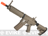 APS Kompetitor Electric Blowback C33 M4 CQB Airsoft AEG Rifle (Tan)