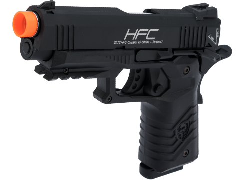 HFC Tactical 45 1911 Gas Blowback Airsoft Pistol
