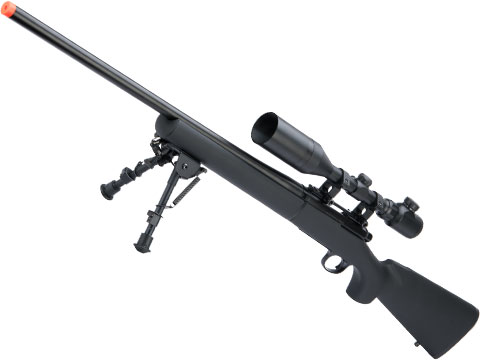 KJW M700 High Power Airsoft Gas Sniper Rifle - Take Down Model