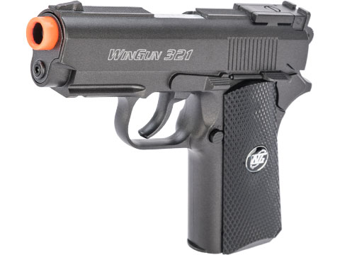 WG High Power 1911 Compact Airsoft CO2 Powered Gas Pistol