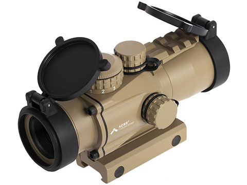Primary Arms Gen II 3X Compact Prism Scope with the Patented ACSS .300BLK Reticle (Color: Flat Dark Earth)