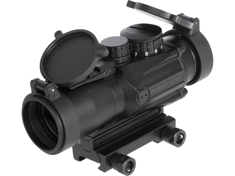 Primary Arms Gen II 3X Compact Prism Scope with the Patented ACSS 5.56 Reticle