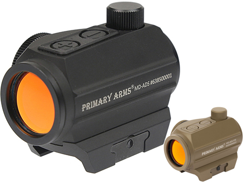 Primary Arms Advanced Arms Micro Dot With Removable Base