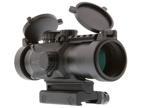 Primary Arms Gen II 3X Compact Prism Scope with Illuminated ACSS 7.62x39 / 300BLK CQB Reticle
