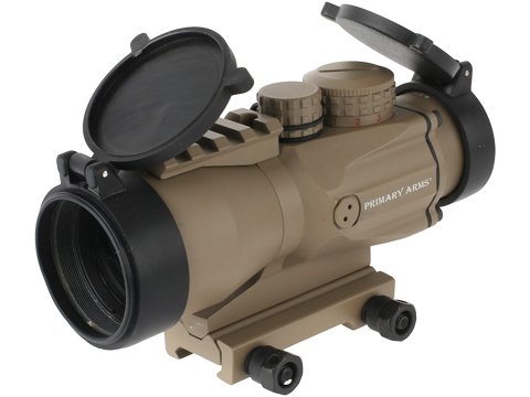 Primary Arms 5X Compact Prism Scope w/ Patented ACSS 5.56 Reticle