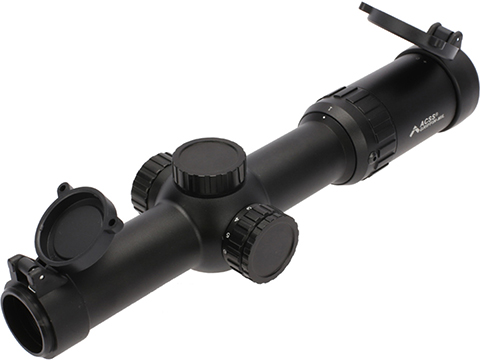 Primary Arms 1-6X24mm SFP Rifle Scope GEN III w/ Patented GRIFFIN ACSS 5.56 / .308 / 6.5 Reticle (Color: Black)
