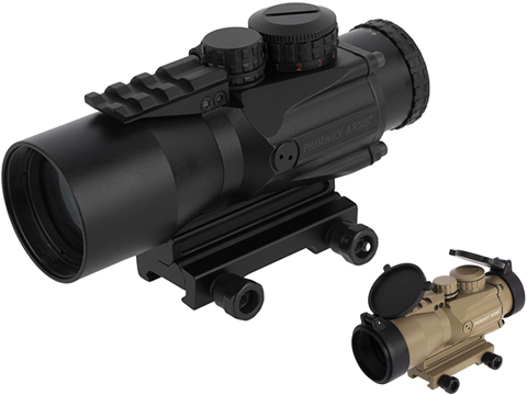 Primary Arms 5X Compact Prism Scope Gen II w/ Patented ACSS 5.56 Reticle