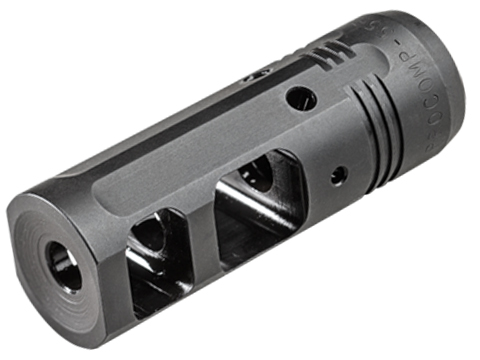 SureFire PROCOMP 556 Muzzle Brake for AR15 Series Rifles with 1/2-28 Threads