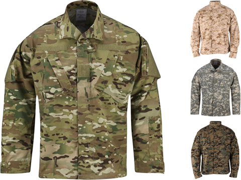 PROPPER� ACU Coat (Color: MultiCam� / Medium)