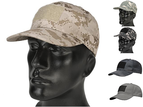 PROPPER 6-Panel Cap w/ Loop Field 63/35 Poly/Cotton Ripstop