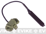 Matrix Remote Pressure Switch for M3 Series Tactical Flashlight (OD Green)