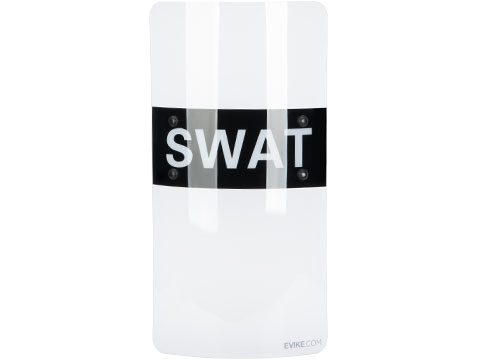 Evike.com CQB Riot / Camera Crew Shield (Model: SWAT)