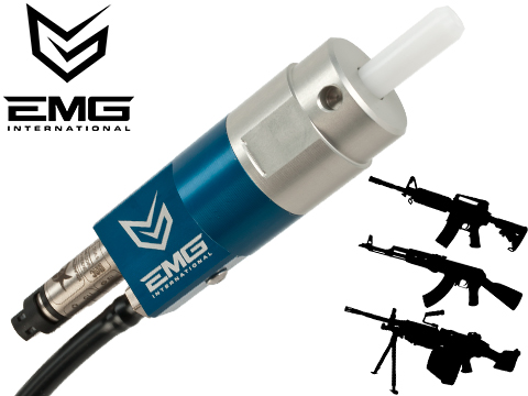 Polarstar - EMG Blue & Silver Edition JACK Electro-Pneumatic Gearbox Conversion Kit